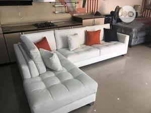 L-shaped Fabic Sofa | Furniture for sale in Lagos State, Ajah