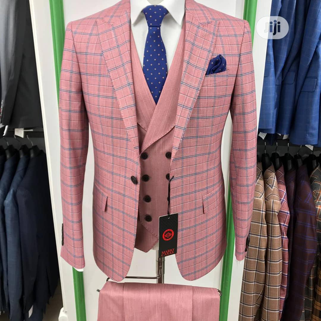 Quality Turkish Men Suit | Clothing for sale in Lagos Island, Lagos State, Nigeria