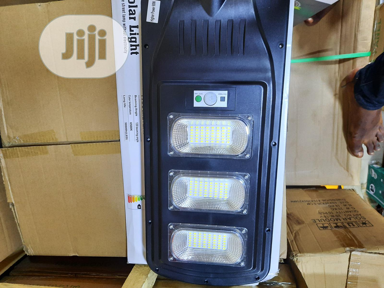All In One Street Light 90watts | Solar Energy for sale in Ojo, Lagos State, Nigeria
