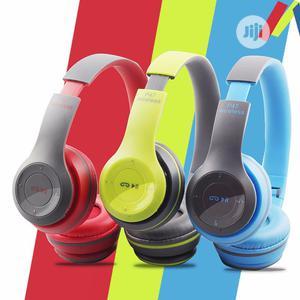 P47 Wireless Headphone   Headphones for sale in Lagos State, Ikeja