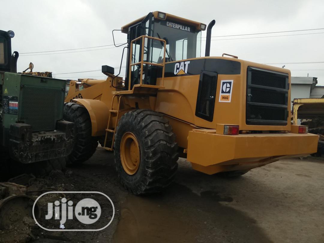 966G Wheels Loader | Heavy Equipment for sale in Amuwo-Odofin, Lagos State, Nigeria