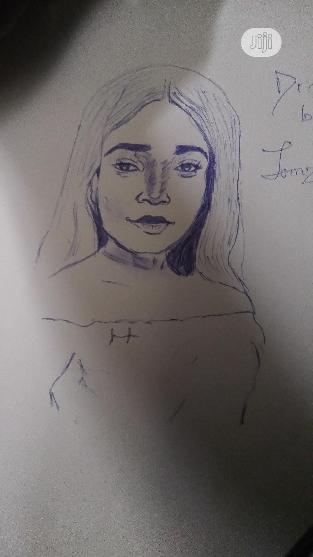 Archive: Self Portrait