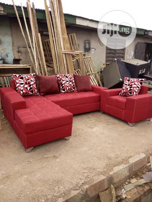 L-shaped Fabric | Furniture for sale in Lagos State, Ikoyi