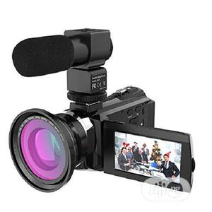 4k Ultra Camcoder With Wifi   Photo & Video Cameras for sale in Lagos State, Ikeja