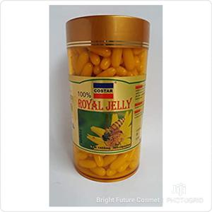 Costar Royal Jelly 1450mg 365 Capsules   Vitamins & Supplements for sale in Lagos State, Ojo