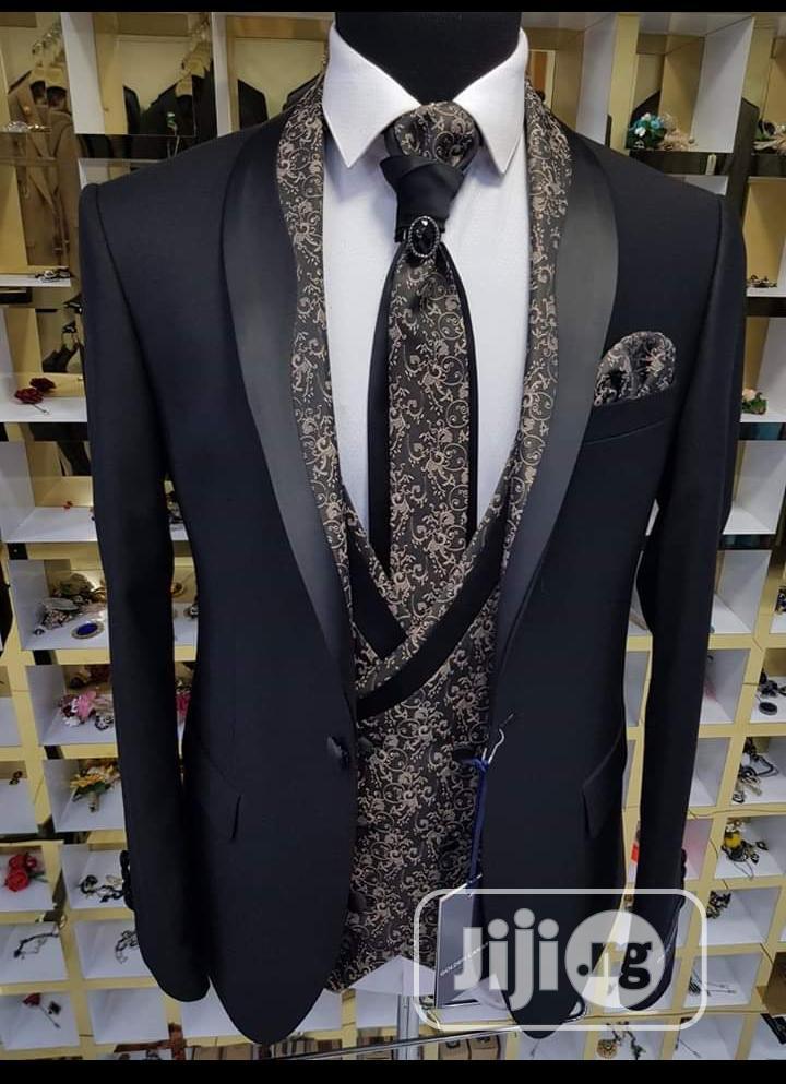 Men Turkish/Italian Suit   Clothing for sale in Lagos Island, Lagos State, Nigeria