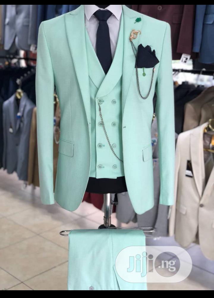 Men Turkish/Italian Suit