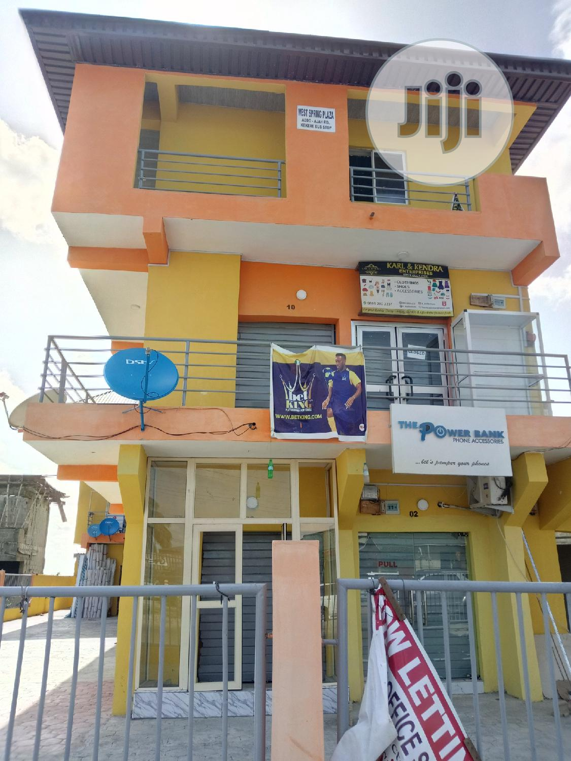 Massie Shop For Lease At Addo Road. Price:400 500. | Commercial Property For Rent for sale in Ajah, Lagos State, Nigeria
