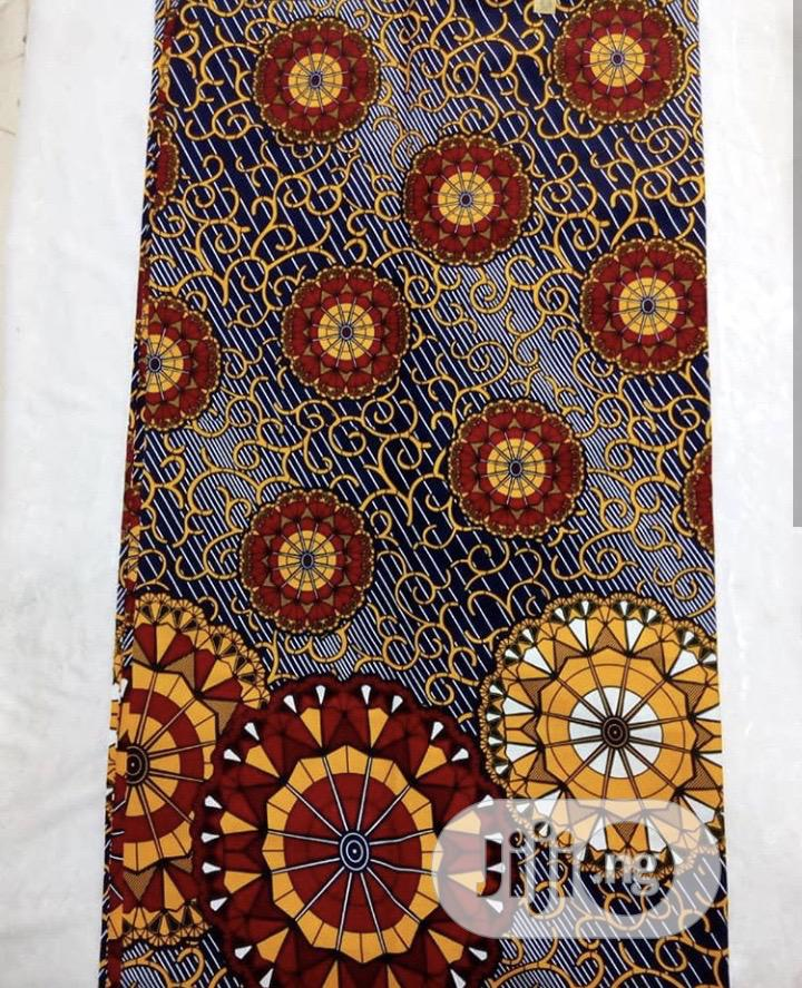 Archive: Original Ankara Print