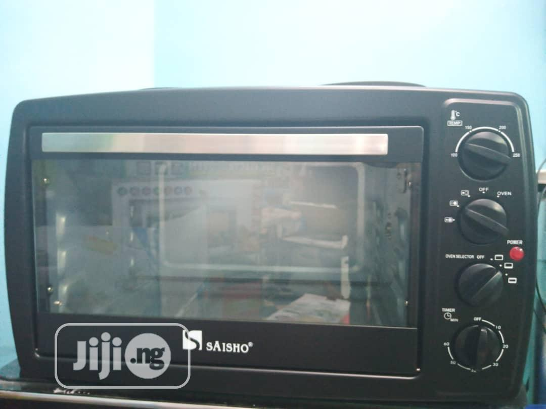 Archive: Saisho Electric Oven