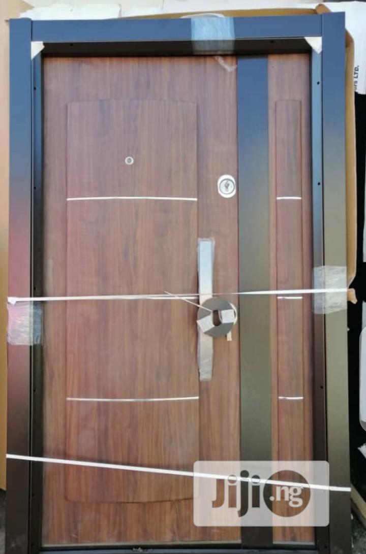 4ft Turkey Door Security