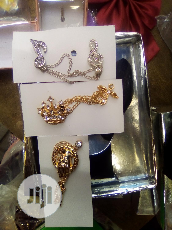 Lapel Brooch | Clothing Accessories for sale in Lagos Island (Eko), Lagos State, Nigeria