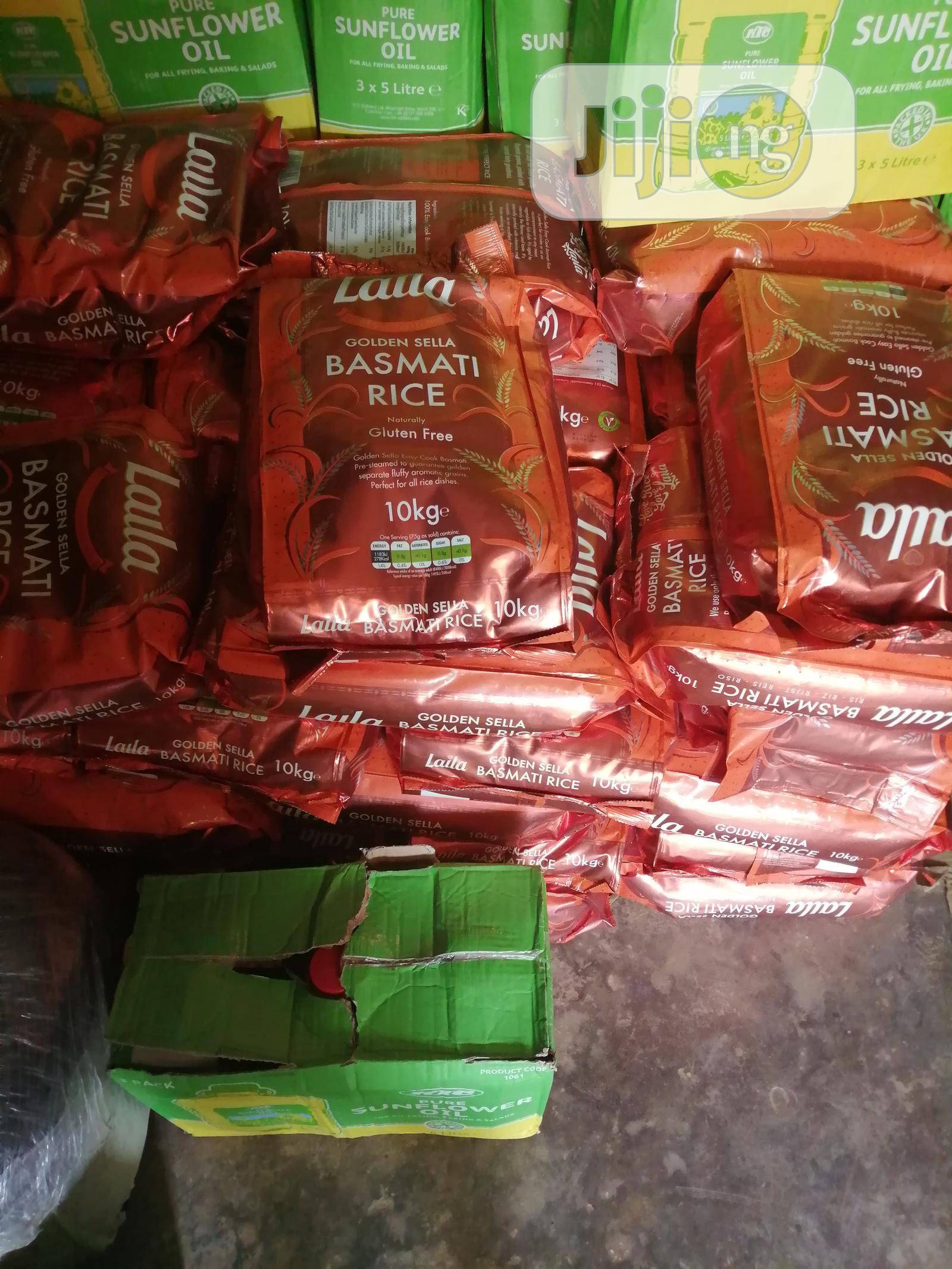 Archive: Laila Golden Sella Basmati Rice 10kg