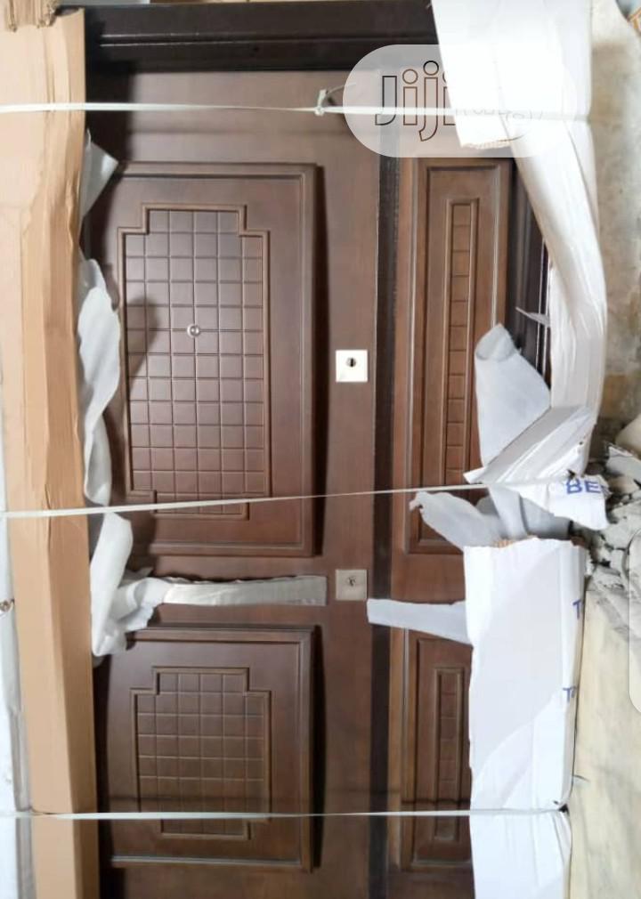 4ft Turkey Doors