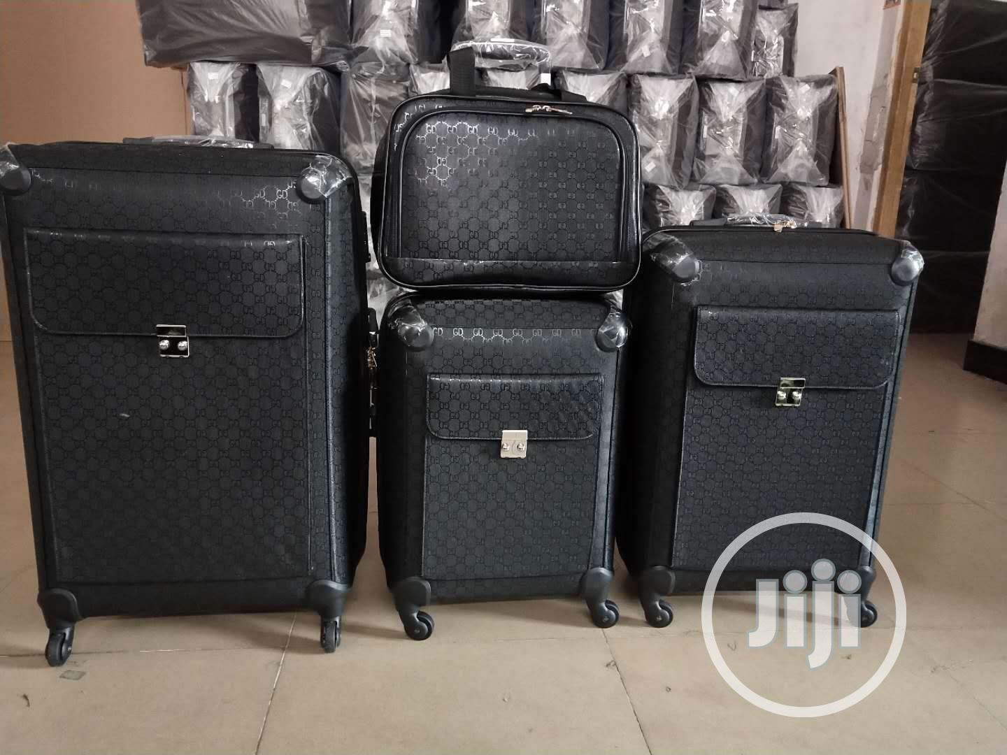 Archive: Set Of 4 Travel Luggage