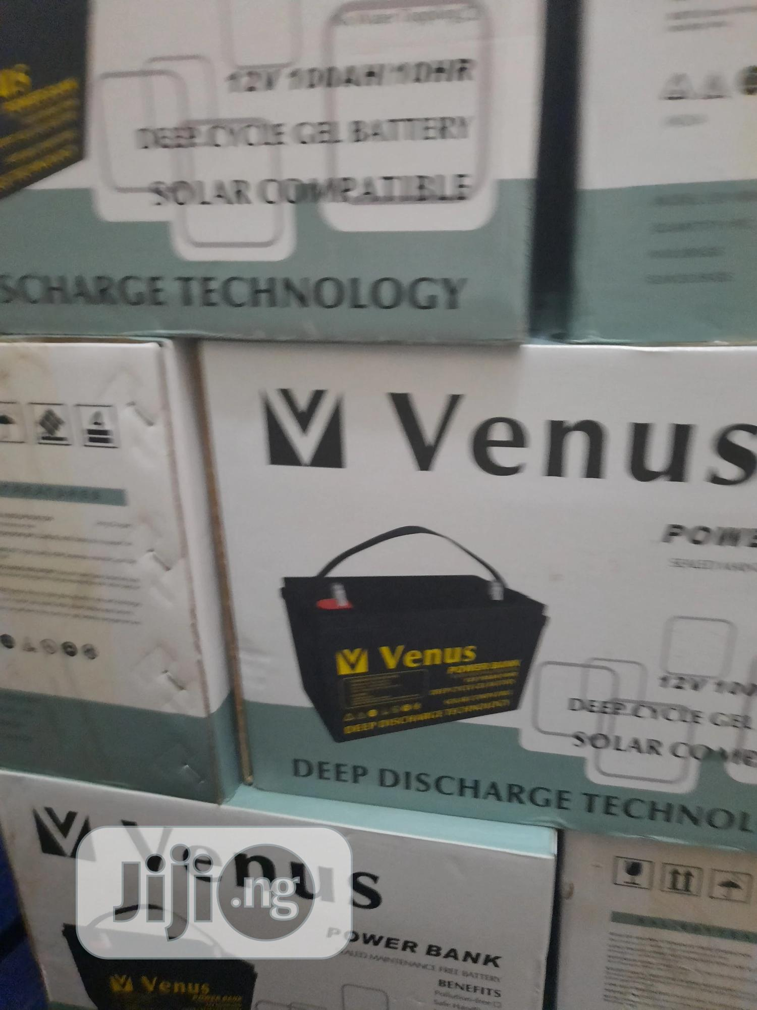 Venus Battery 12v/100ah