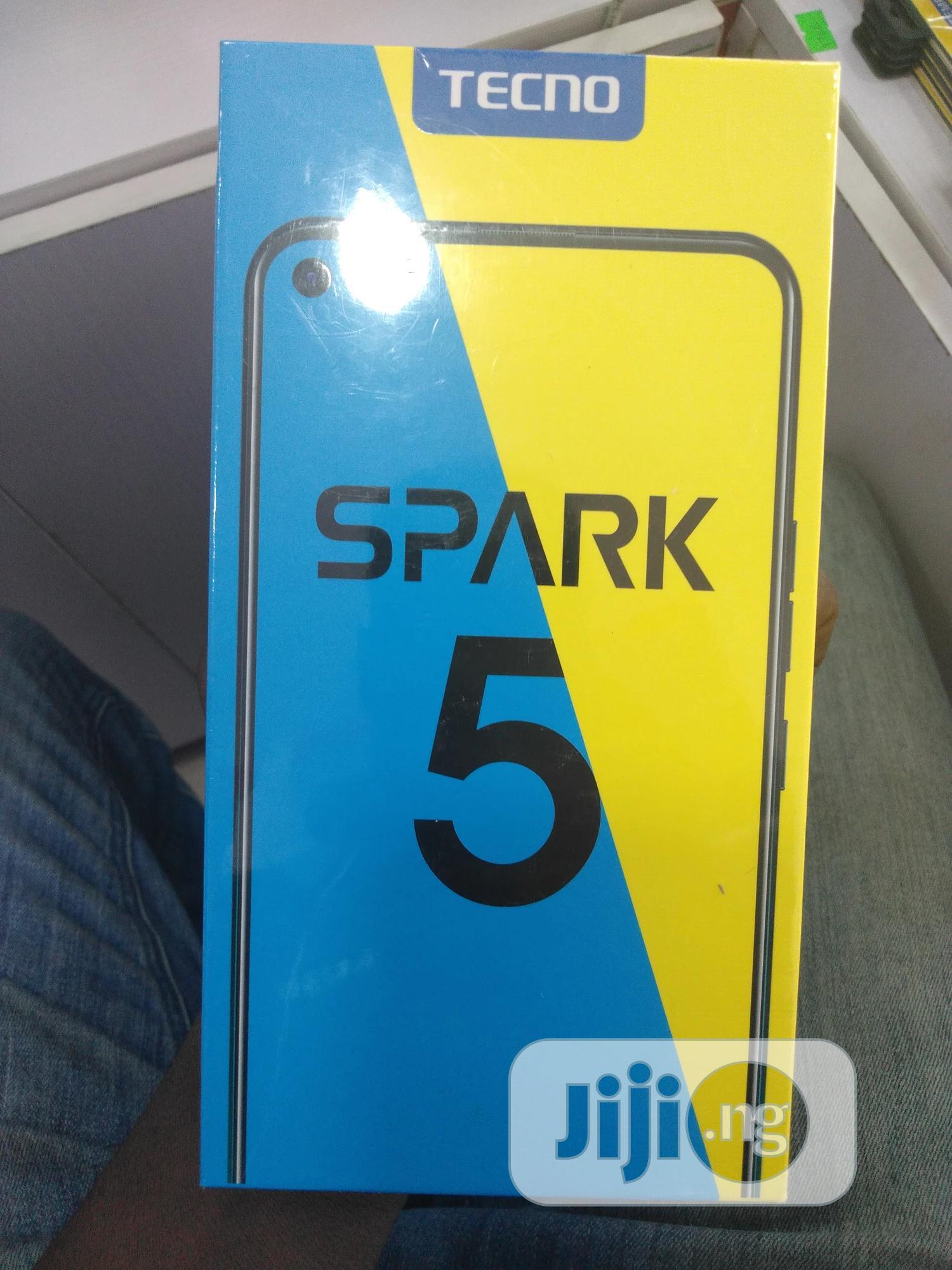 Archive: New Tecno Spark 5 32 GB Yellow