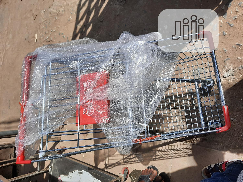 Archive: Supermarket Trolley 120litre