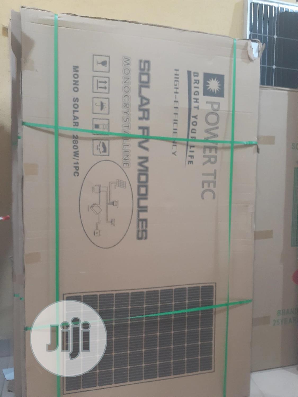 280w Power Tech Solar Panels Available