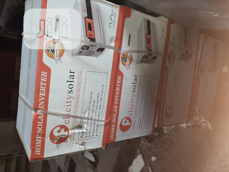 24V 3.5kva Felicity Solar Inverter
