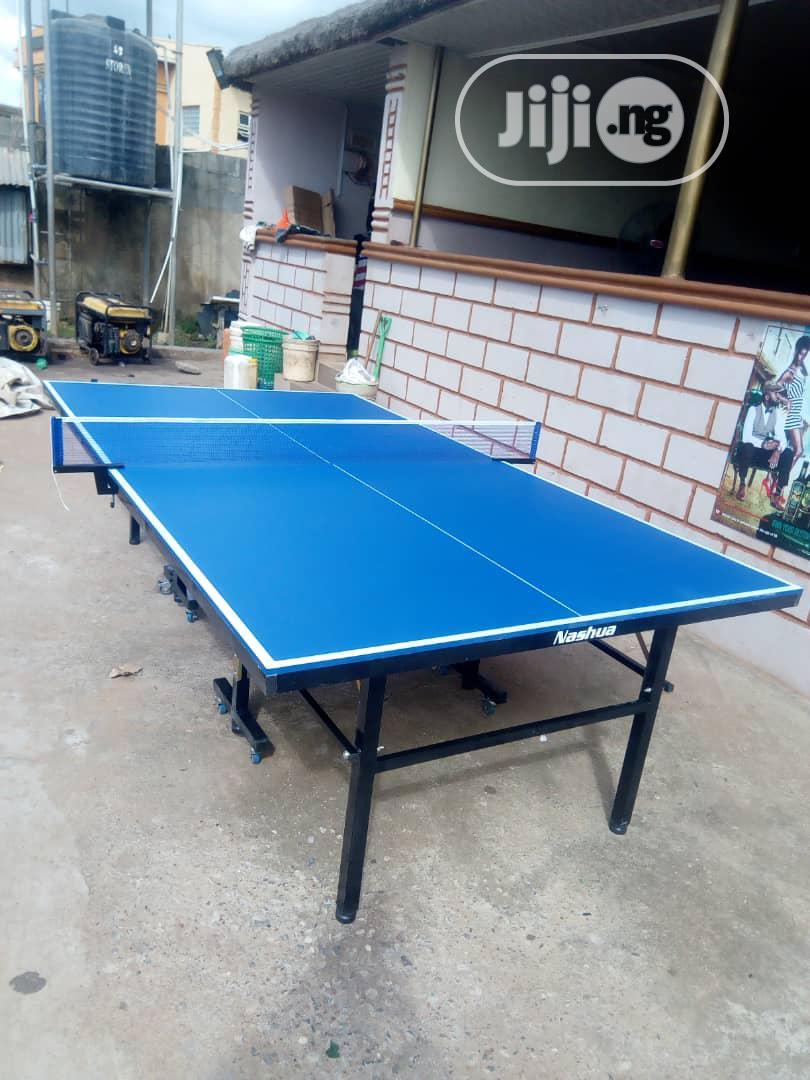 Original Outdoor Table Tennis Board