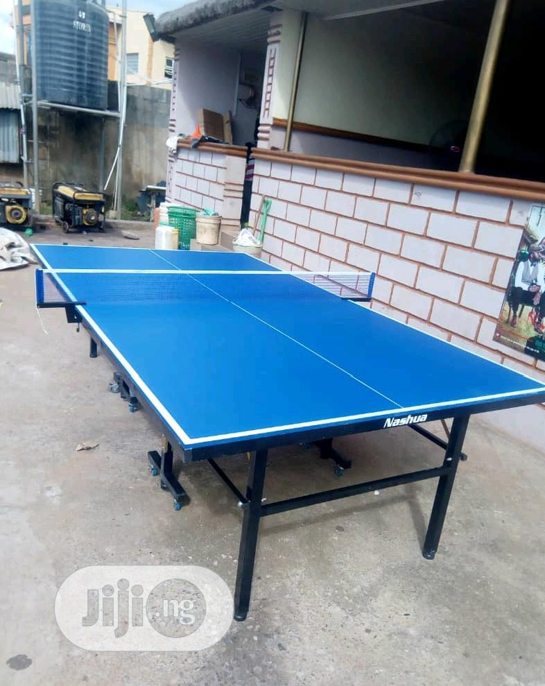 Foreign Outdoor Table Tennis Board