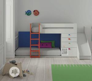 Bunk Beds With Slides Steps,,,, For Cool Children   Children's Furniture for sale in Lagos State, Ajah
