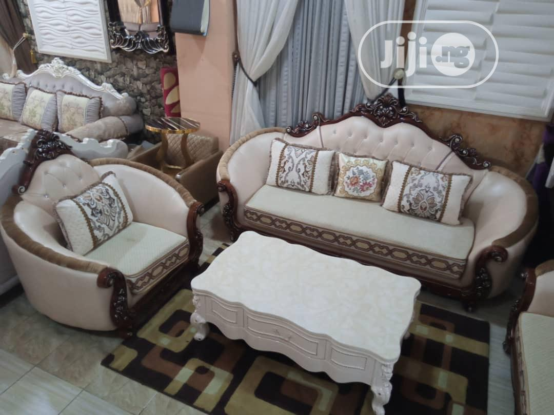 Royal Sofa /Cushion | Furniture for sale in Ojo, Lagos State, Nigeria