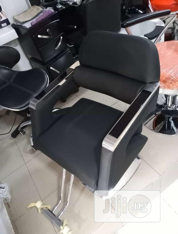 Archive: Salon Chair Black