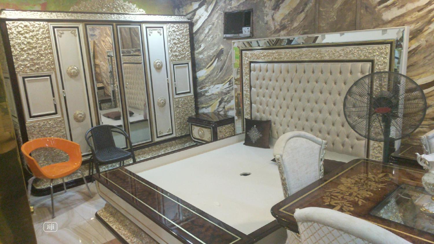 Turkish Executive Royal Complete Set of Bed