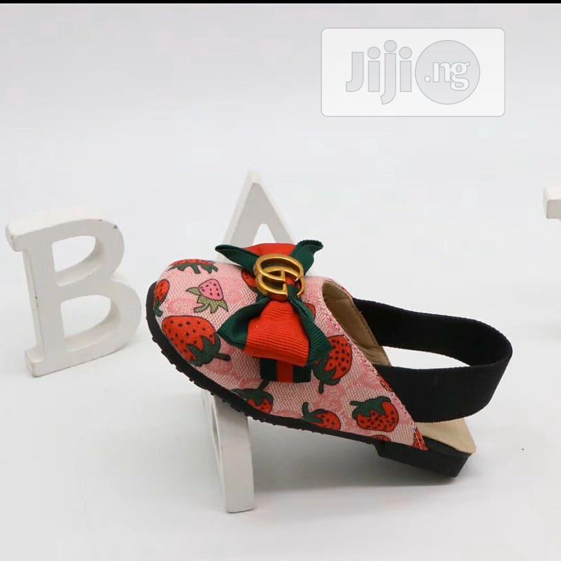 Kiddies Gucci Branded Sandals | Children's Shoes for sale in Ojo, Lagos State, Nigeria