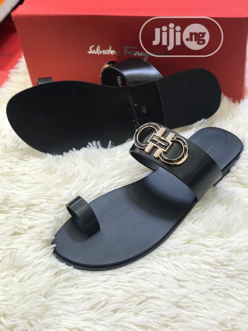 New Arrivals Designer Palm Slippers Available | Shoes for sale in Ojo, Lagos State, Nigeria