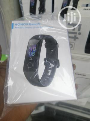 Honor Band 5 Waterproof Fitness Bracelet | Smart Watches & Trackers for sale in Lagos State, Ikeja