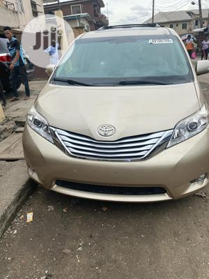 Toyota Sienna 2014 Gold | Cars for sale in Lagos State, Surulere