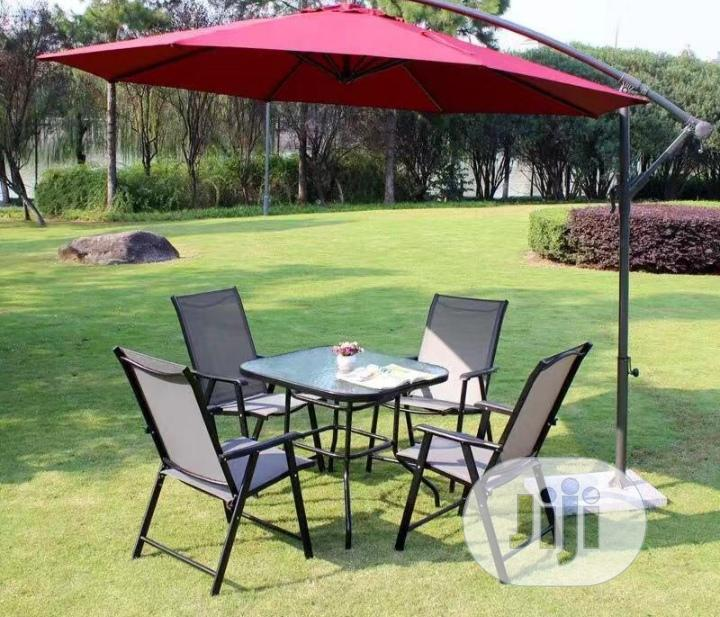 Garden Set With Umbrella | Garden for sale in Ikoyi, Lagos State, Nigeria