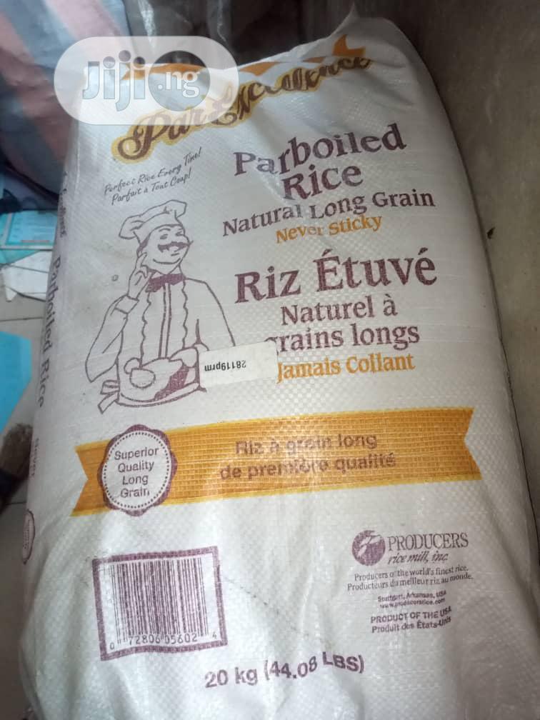 Archive: 20kg Par Excellence Rice