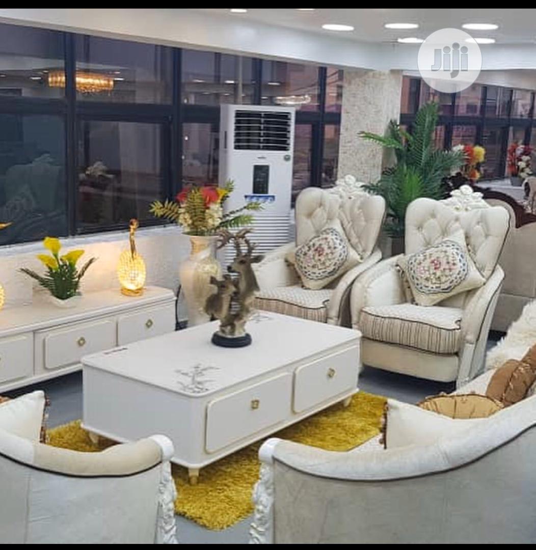 Classic Italian Royal Sofa   Furniture for sale in Ikeja, Lagos State, Nigeria