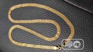 18 Krt Gold Necklace Carpet Design   Jewelry for sale in Lagos State, Lagos Island (Eko)
