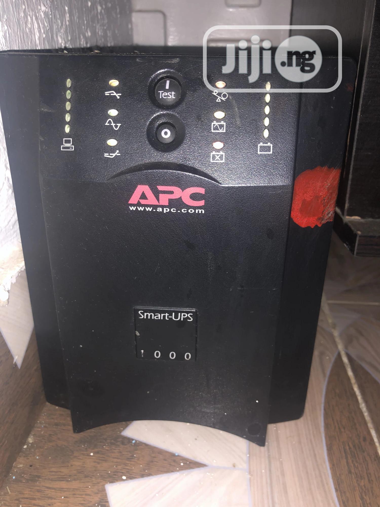 Original APC UPS