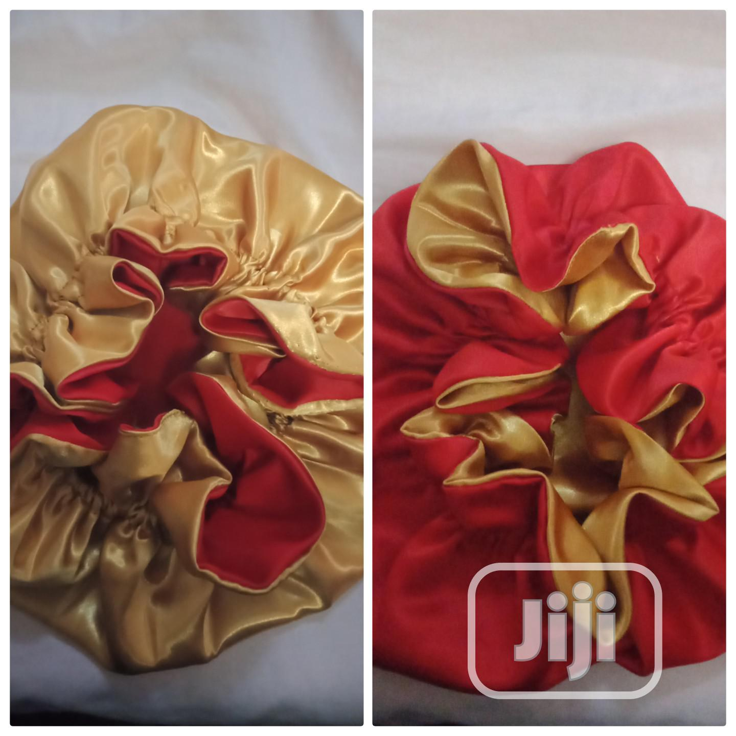 Reversible Satin Hair Bonnet | Clothing Accessories for sale in Maitama, Abuja (FCT) State, Nigeria