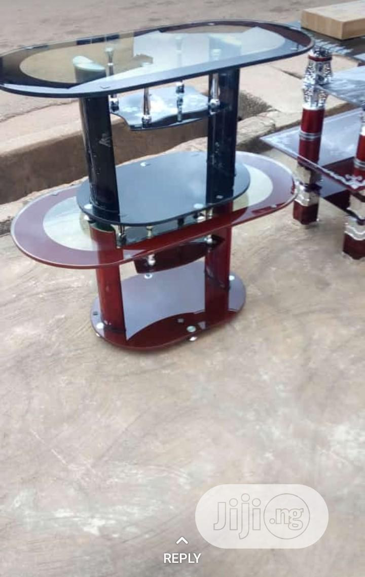 Standard Glass Table Quality | Furniture for sale in Ojo, Lagos State, Nigeria