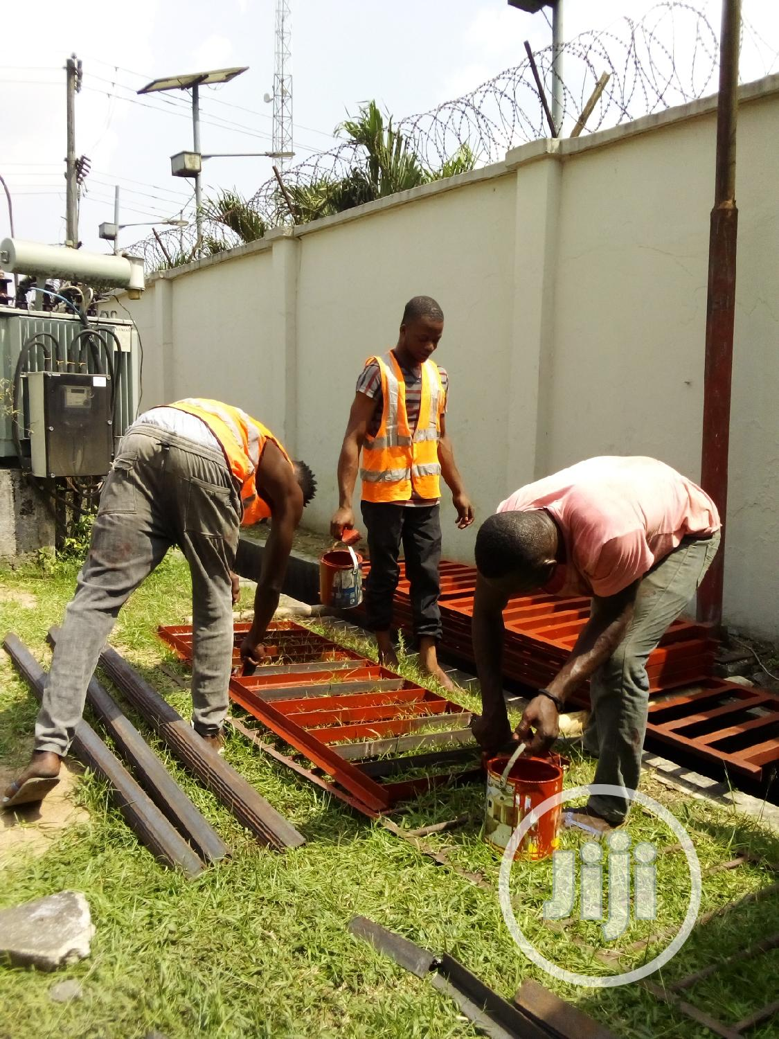 Welder/Iron Bending Contract | Building & Trades Services for sale in Central Business Dis, Abuja (FCT) State, Nigeria