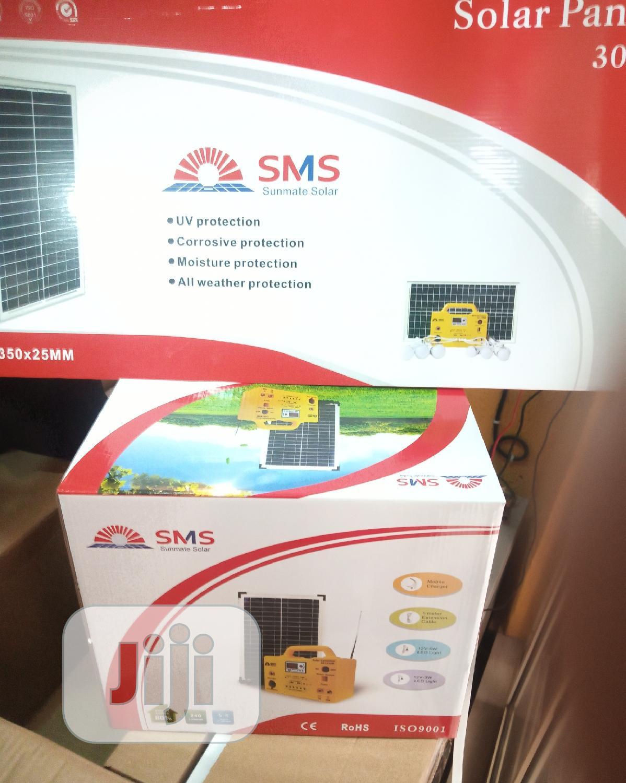 Original Solar Generator 12/30(Sms)