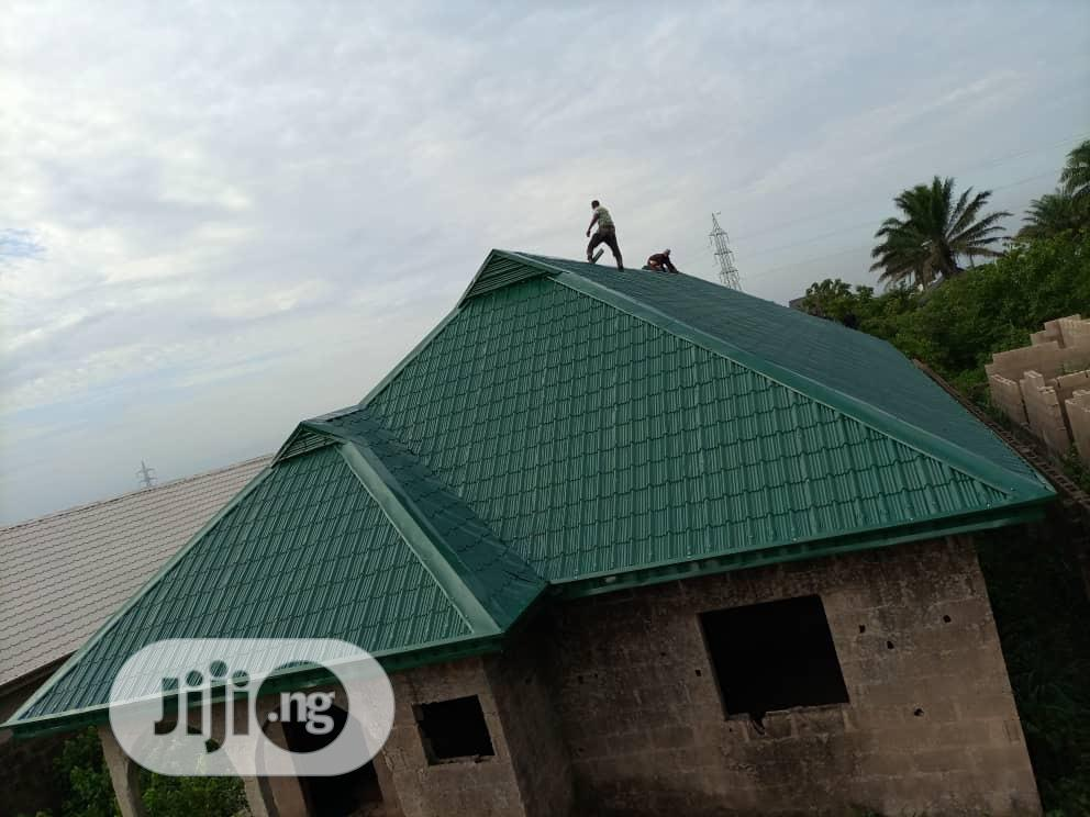 High Quality Aluminum Roofing Sheet | Building Materials for sale in Ifo, Ogun State, Nigeria