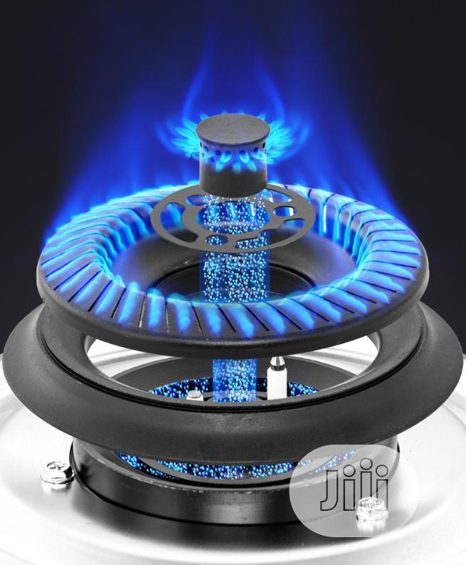 Archive: 2 Hob Luxury Gas Stove