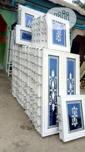 Casement Window With Glass Design And Protector   Windows for sale in Cross River State, Calabar