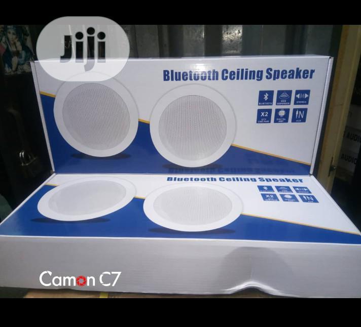 Bluetooth Ceiling Speaker   Audio & Music Equipment for sale in Ojo, Lagos State, Nigeria