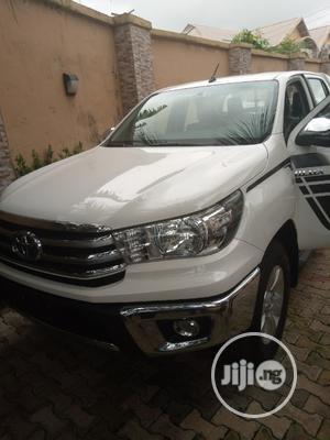 New Toyota Hilux 2019 White   Cars for sale in Anambra State, Awka