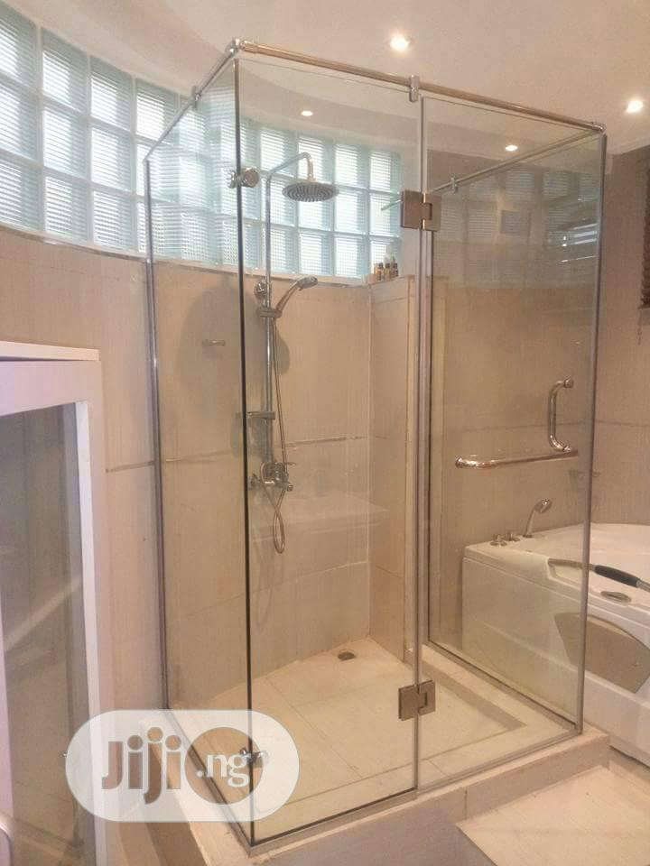 Archive: Frameless Glass Railings And Shower Cubicles