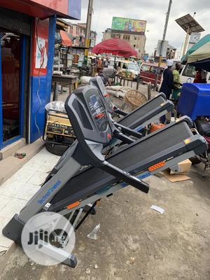 2.5hp Techno Fitness Treadmill   Sports Equipment for sale in Lagos State, Kosofe